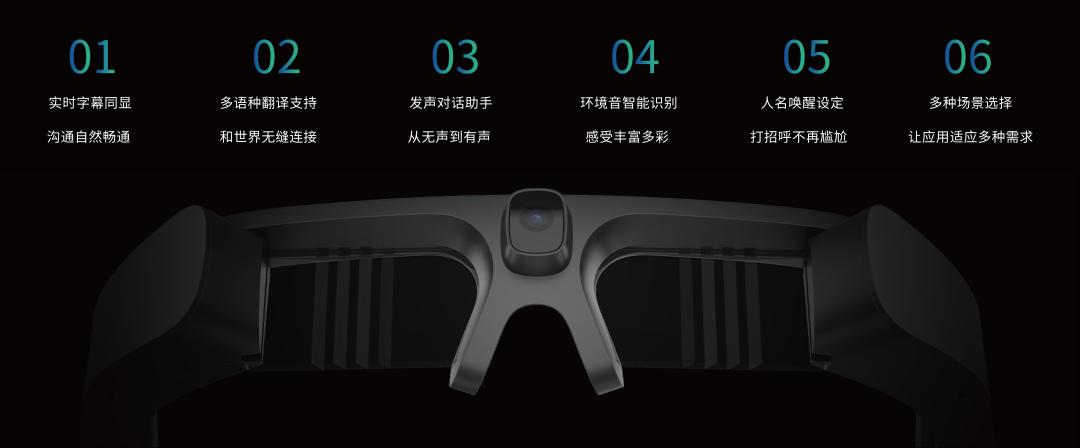 """让听障人士""""看到""""声音,亮亮视野正式发售消费级AR助听眼镜"""